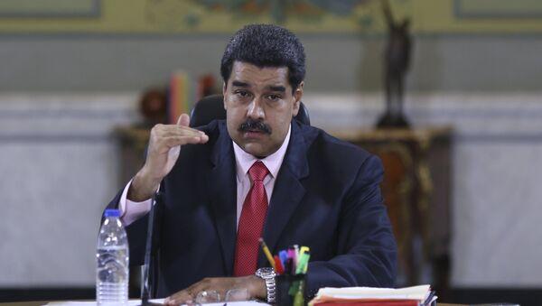 Tổng thống Nicolas Maduro - Sputnik Việt Nam