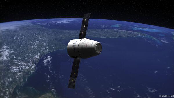 SpaceX Dragon - Sputnik Việt Nam