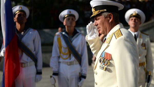 Tư lệnh Hạm đội biển đen Nga Alexander Vitko - Sputnik Việt Nam