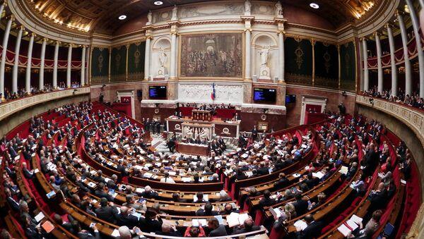 Quốc hội Pháp - Sputnik Việt Nam