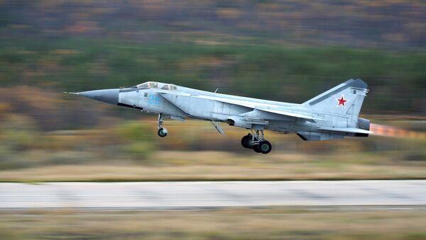 MiG-31 - Sputnik Việt Nam