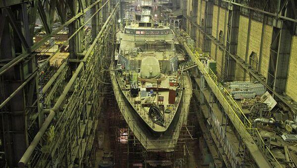 """Tàu tuần phòng """"Gremyashy"""" đề án 20385 - Sputnik Việt Nam"""