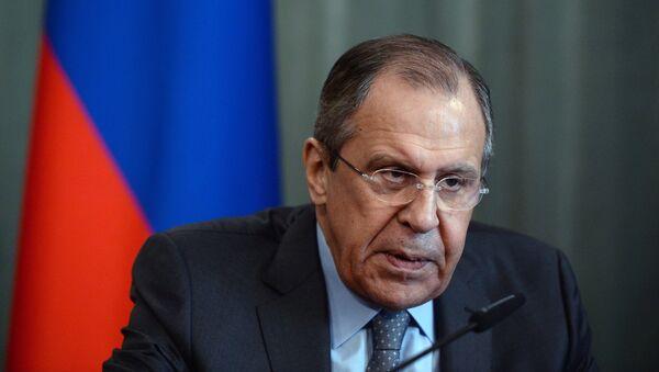 Bộ trưởng Ngoại giao Nga Sergei Lavrov - Sputnik Việt Nam