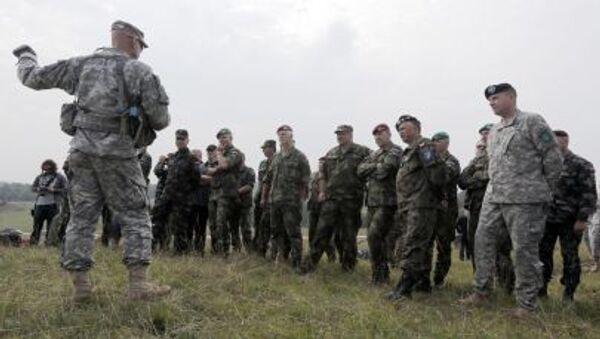 NATO sẽ gửi lính Đức tới Lithuania để đe dọa Nga - Sputnik Việt Nam