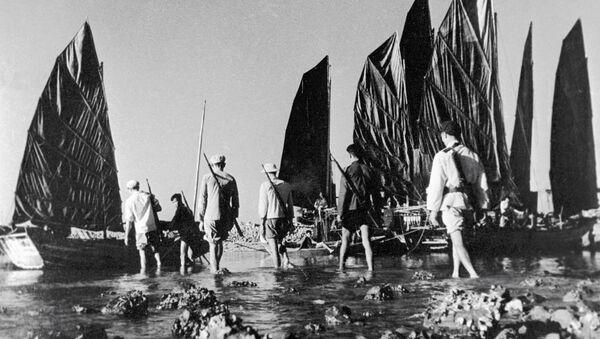 Ngư dân Liên Xô ở Việt Nam chống lại máy bay ném bom của Mỹ - Sputnik Việt Nam