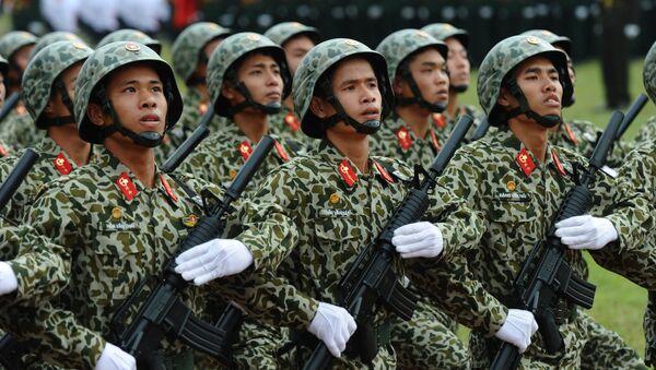 quân đội Việt Nam - Sputnik Việt Nam