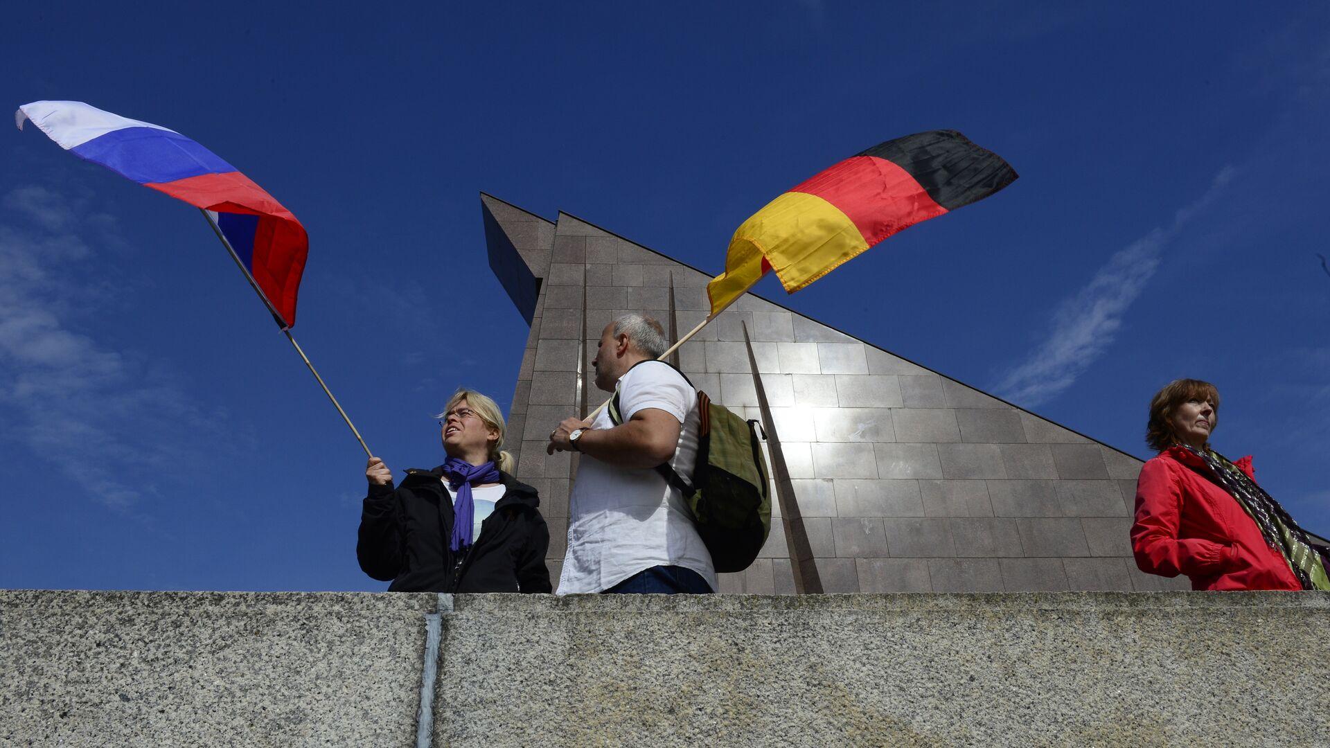 Người Đức thấy Nga là đối tác có giá hơn Mỹ - Sputnik Việt Nam, 1920, 27.09.2021