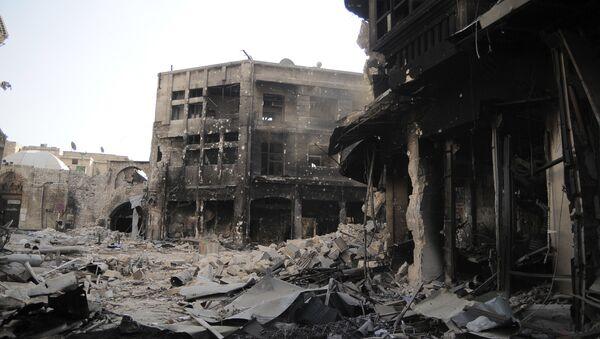 Aleppo - Sputnik Việt Nam