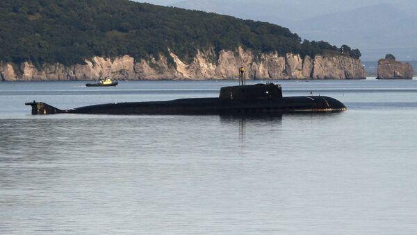 Tàu ngầm hạt nhân Nga - Sputnik Việt Nam