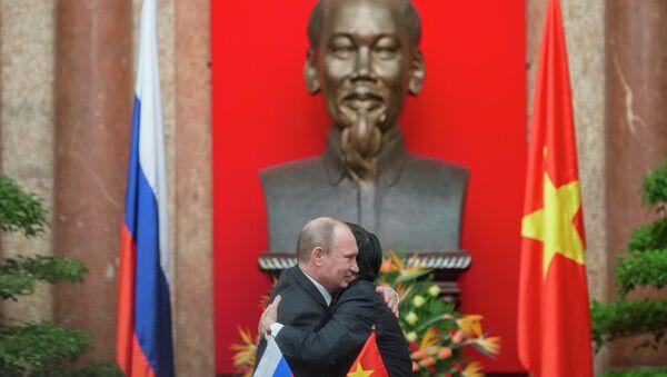 Vladimir Putin tại Việt Nam - Sputnik Việt Nam