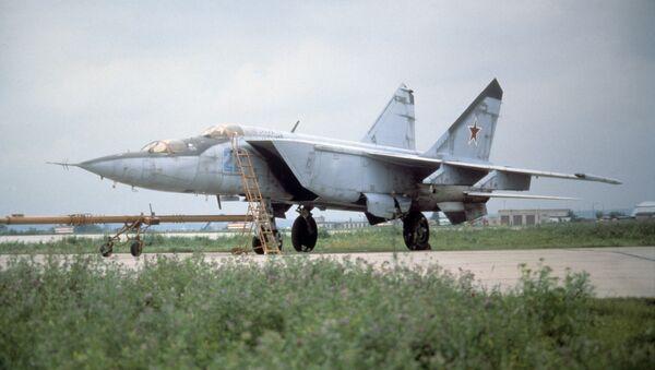 MiG-25 - Sputnik Việt Nam