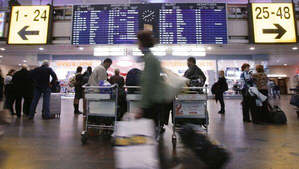 sân bay Sheremetievo - Sputnik Việt Nam