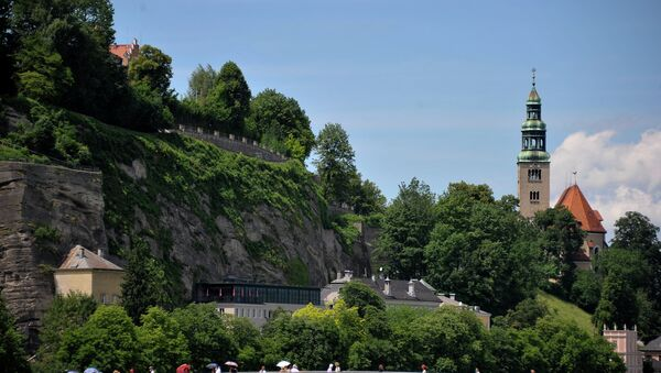 Salzburg, Áo - Sputnik Việt Nam