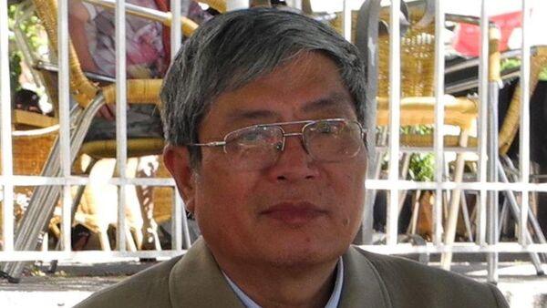 Nhà thơ Phạm Quốc Ca - Sputnik Việt Nam