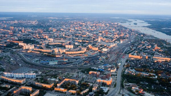 Thành phố Novosibirsk - Sputnik Việt Nam