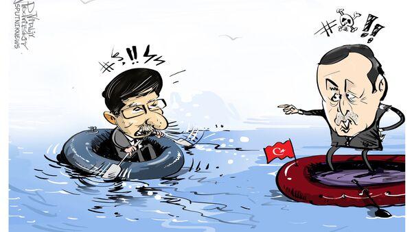 Không cùng hội cùng thuyền - Sputnik Việt Nam
