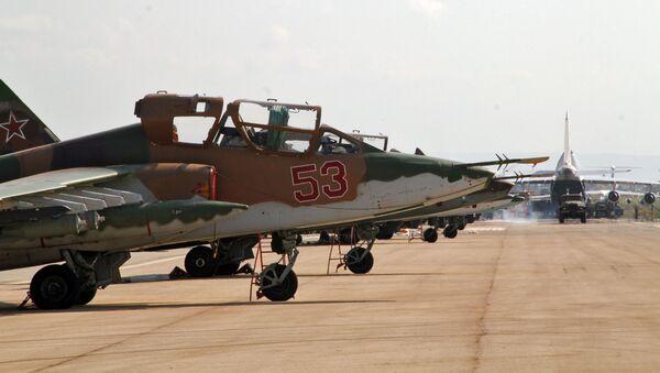 Căn cứ Hmeymim tại Syria - Sputnik Việt Nam
