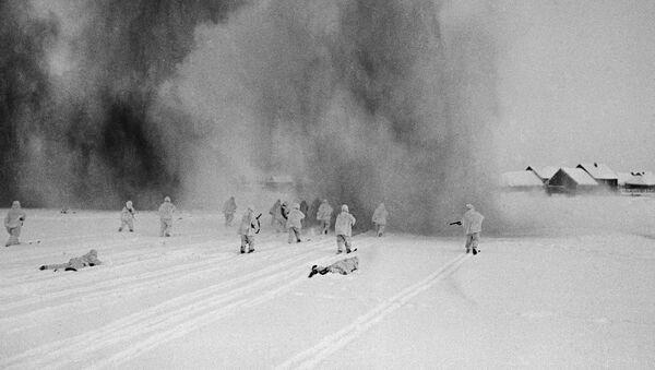 Chiến dịch phòng thủ Moskva - Sputnik Việt Nam