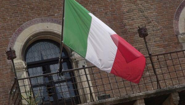 Quốc kỳ Ý - Sputnik Việt Nam