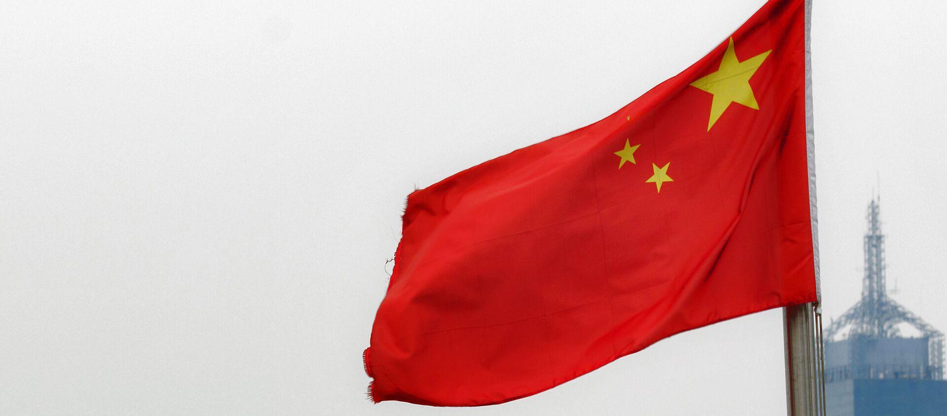 Quốc kỳ Trung Quốc - Sputnik Việt Nam, 1920, 17.09.2021