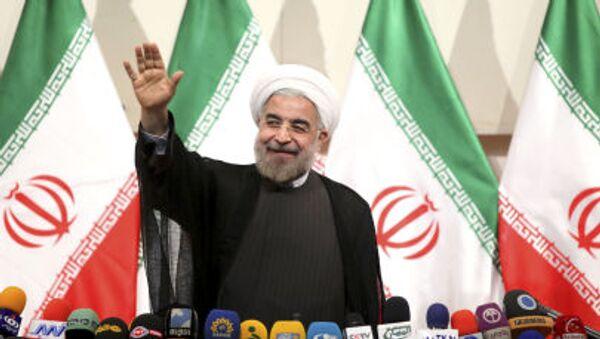 Hasan Rouhani - Sputnik Việt Nam