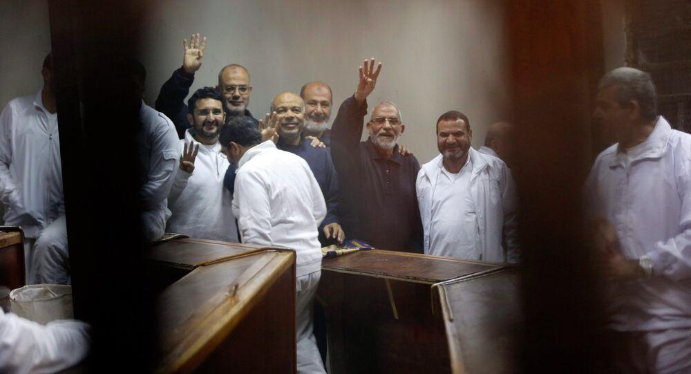 """Người ủng hộ phong trào Anh em Hồi giáo"""""""