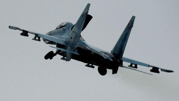 Su-27SM - Sputnik Việt Nam