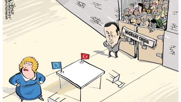 Thổ Nhĩ Kỳ và EU vẫn cần thị thực? - Sputnik Việt Nam