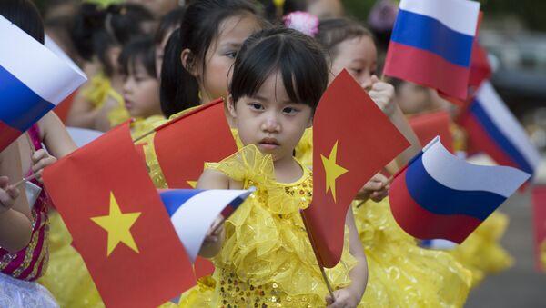 Bé gái Việt Nam - Sputnik Việt Nam