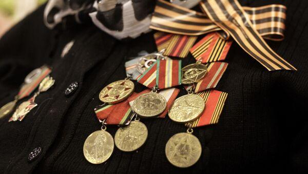 các huân chương và huy chương thời Xô Viết - Sputnik Việt Nam