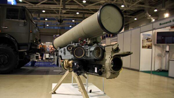 tổ hợp tên lửa chống tăng Metis-M1 - Sputnik Việt Nam