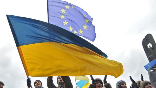 EU, Ukraina - Sputnik Việt Nam