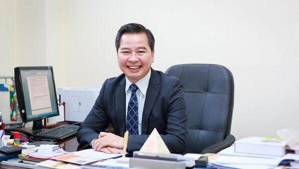PGS-TS Phạm Quang Minh, Hiệu trưởng Đại học KHXH&NV Hà Nội - Sputnik Việt Nam
