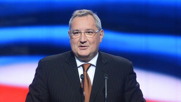 Phó Thủ tướng Dmitry Rogozin - Sputnik Việt Nam
