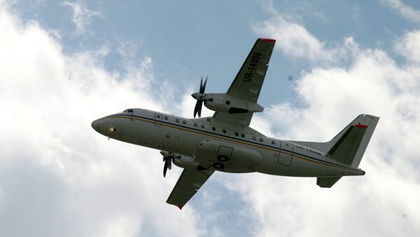 Máy bay An-140 - Sputnik Việt Nam