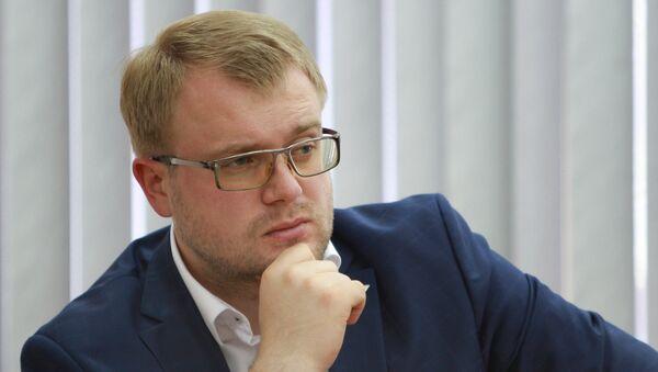 Phó Thủ tướng chính phủ Crưm Dmitry Polonsky - Sputnik Việt Nam