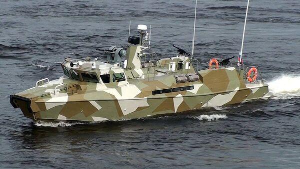 Tàu tuần tra cao tốc Raptor - Sputnik Việt Nam