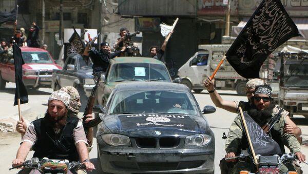 Al-Qaeda tại Aleppo - Sputnik Việt Nam