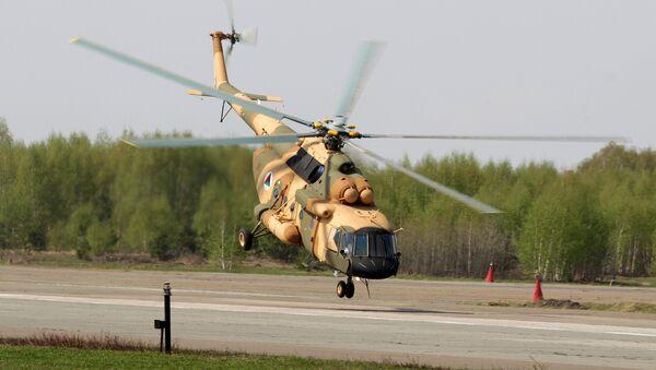 Mi-17 V-5 - Sputnik Việt Nam