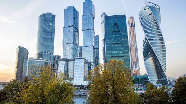 Moscow City - Sputnik Việt Nam