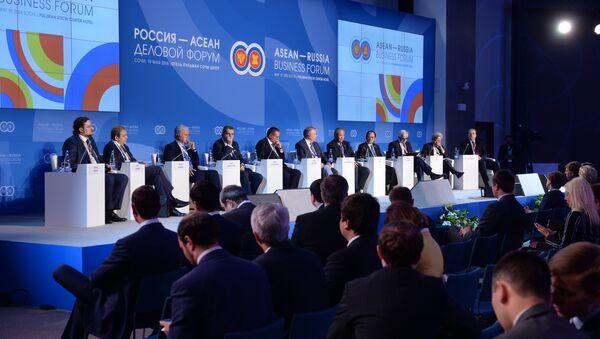 Hội nghị thượng đỉnh Nga –ASEAN - Sputnik Việt Nam