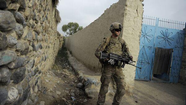 NATO không muốn để quân Mỹ rút khỏi Afghanistan - Sputnik Việt Nam