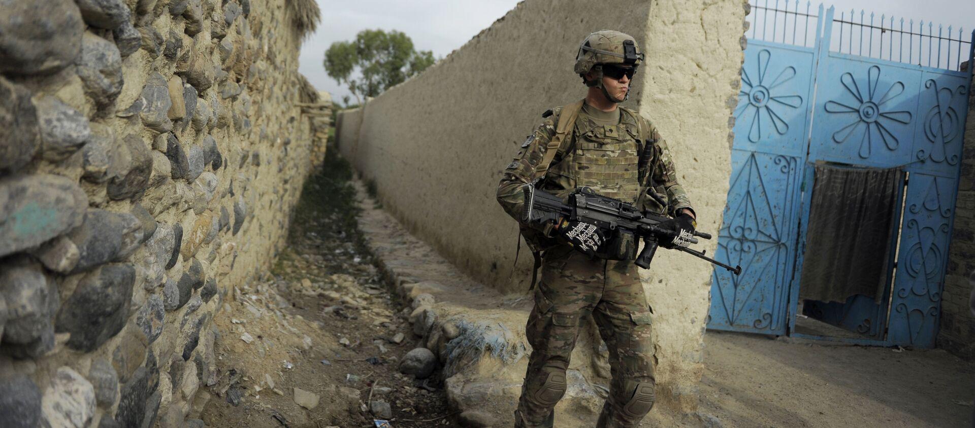 NATO không muốn để quân Mỹ rút khỏi Afghanistan - Sputnik Việt Nam, 1920, 09.05.2021