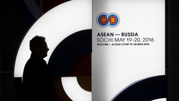 Hội nghị thượng đỉnh Nga-ASEAN ở Sochi - Sputnik Việt Nam