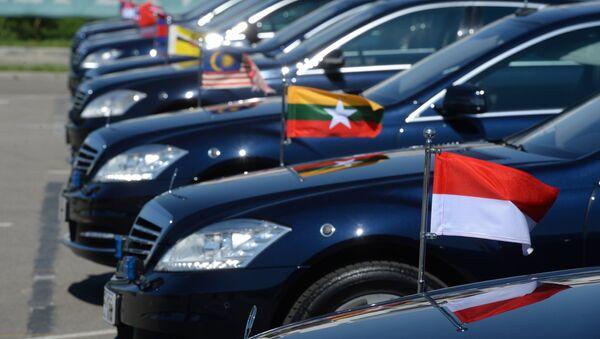 Hội nghị thượng đỉnh Nga-ASEAN - Sputnik Việt Nam