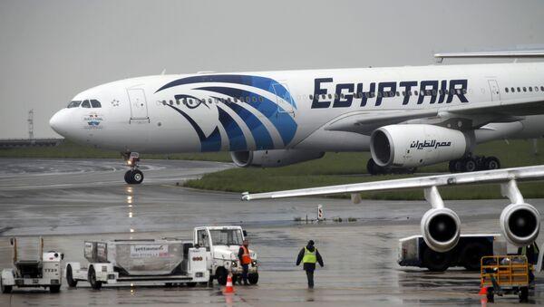 Máy bay EgyptAir - Sputnik Việt Nam