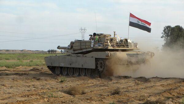Quân đội Iraq - Sputnik Việt Nam
