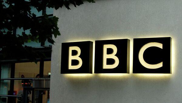 BBC logo - Sputnik Việt Nam