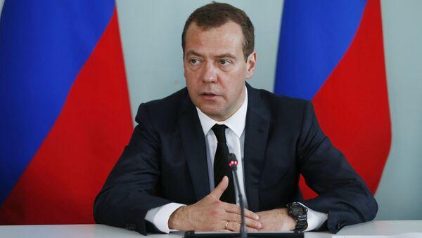 Dmitry Medvedev - Sputnik Việt Nam