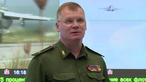 Thiếu tướng Igor Konashenkov - Sputnik Việt Nam